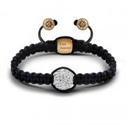 Shamballa - Brons and Swarovski Crystal